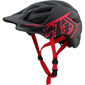Troy Lee Designs A1 casco per bici nero